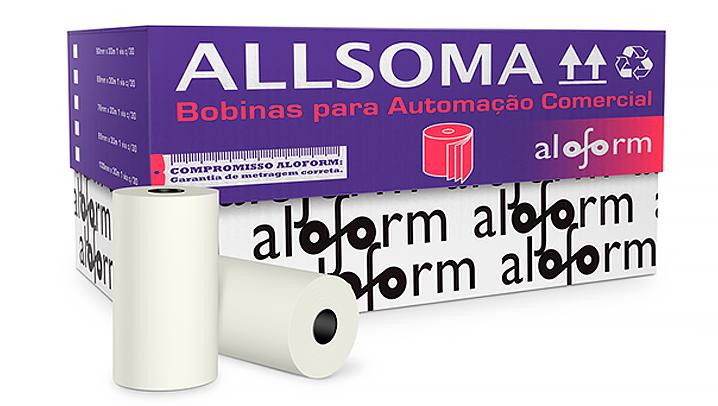 Caixas Bobinas Allsoma Aloform