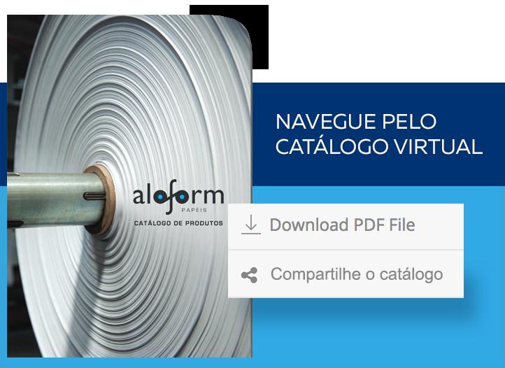 Catálogo Virtual Aloform Papéis
